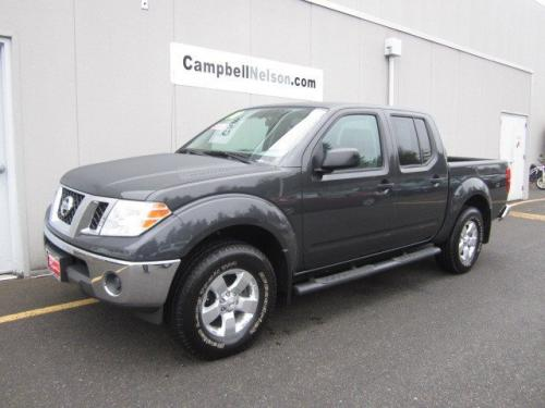 Photo Image Gallery & Touchup Paint: Nissan Frontier in Night Armor   (K26)  YEARS: 2012-2015