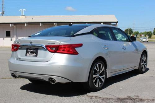 Photo Image Gallery & Touchup Paint: Nissan Maxima in Brilliant Silver   (K23)  YEARS: 2016-2018