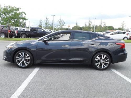 Photo Image Gallery & Touchup Paint: Nissan Maxima in Storm Blue   (RBD)  YEARS: 2016-2017