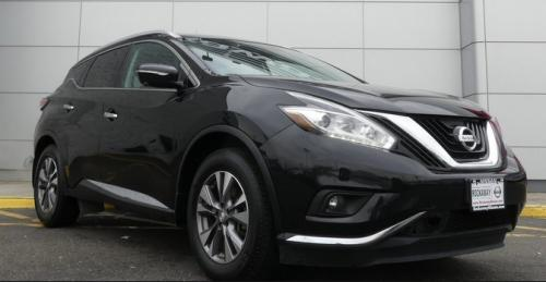 Photo Image Gallery & Touchup Paint: Nissan Murano in Magnetic Black   (G41)  YEARS: 2015-2018