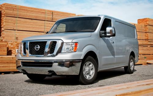 Photo Image Gallery & Touchup Paint: Nissan NV in Radiant Silver   (K12)  YEARS: 2012-2012
