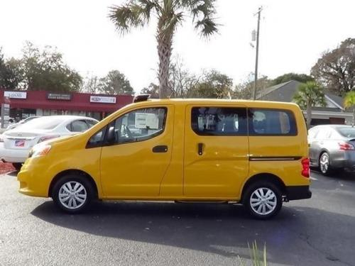 Photo Image Gallery & Touchup Paint: Nissan Nv200 in Taxi Yellow   (EAS)  YEARS: 2014-2019