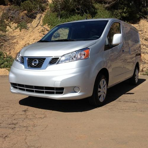 2017 Nissan Nv200 Suspension: Photo Image Gallery & Touchup Paint: Nissan Nv200 In