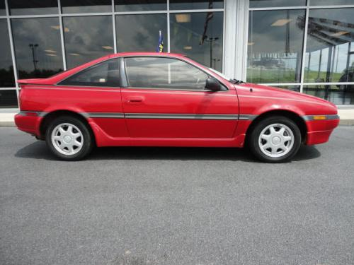 Photo Image Gallery & Touchup Paint: Nissan NX in Aztec Red   (AG2)  YEARS: 1991-1993