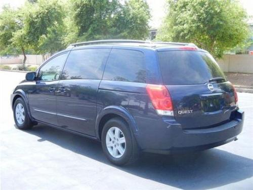 Nissan Quest Bw