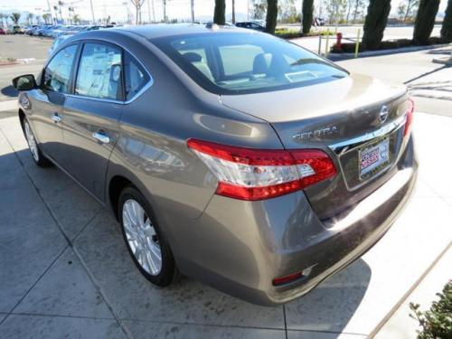 Photo Image Gallery & Touchup Paint: Nissan Sentra in Titanium    (KAC)  YEARS: 2015-2017