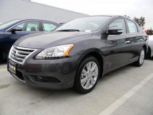 Photo Image Gallery & Touchup Paint: Nissan Sentra in Amethyst Gray   (KBD)  YEARS: 2013-2015