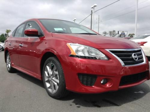 Photo Image Gallery & Touchup Paint: Nissan Sentra in Red Brick   (NAC)  YEARS: 2013-2014