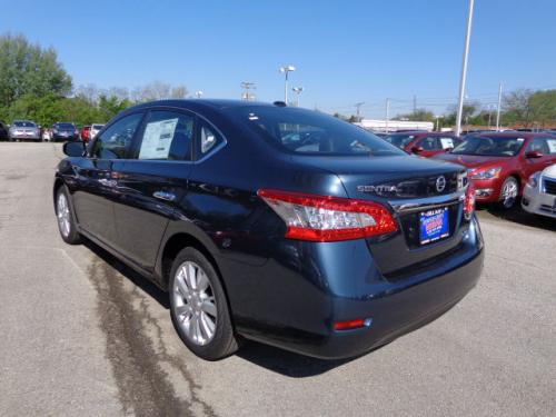 Photo Image Gallery & Touchup Paint: Nissan Sentra in Graphite Blue   (RAQ)  YEARS: 2013-2017