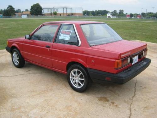 ImportArchive / Nissan Sentra 1987‑1990 Touchup Paint ...