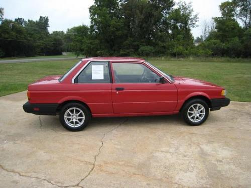 Photo Image Gallery Touchup Paint Nissan Sentra In Bright Red 465 Research all 1987 nissan sentra for sale, pricing, parts, installations, modifications and more at cardomain. nissanreference com