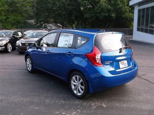 Photo Image Gallery & Touchup Paint: Nissan Versanote in Metallic Blue   (B17)  YEARS: 2014-2017