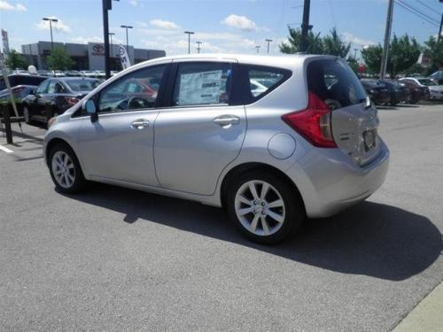 Photo Image Gallery & Touchup Paint: Nissan Versanote in Brilliant Silver   (K23)  YEARS: 2014-2018