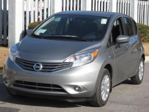 Photo Image Gallery & Touchup Paint: Nissan Versanote in Magnetic Gray   (K36)  YEARS: 2014-2015