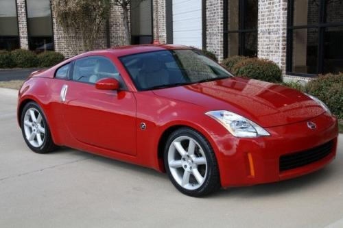 Photo Image Gallery & Touchup Paint: Nissan Z in Redline    (AX6)  YEARS: 2007-2007