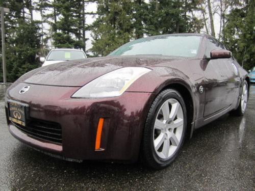 Photo Image Gallery & Touchup Paint: Nissan Z in Brickyard    (AX8)  YEARS: 2003-2003