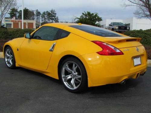Photo Image Gallery: Nissan Z in Chicane Yellow   (EAC)  YEARS: -