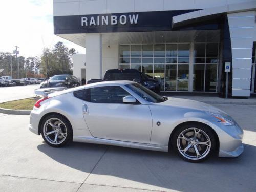 Photo Image Gallery: Nissan Z in Brilliant Silver   (K23)  YEARS: -