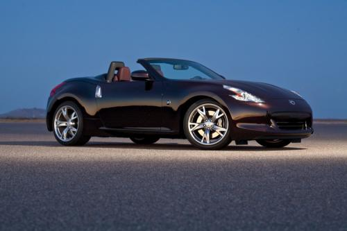 Photo Image Gallery & Touchup Paint: Nissan Z in Black Cherry   (NAG)  YEARS: 2010-2017