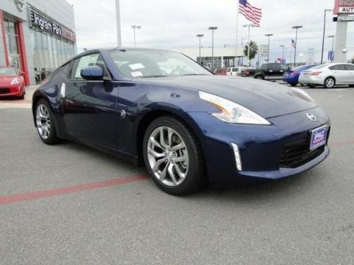 Photo Image Gallery & Touchup Paint: Nissan Z in Midnight Blue   (RAA)  YEARS: 2013-2015