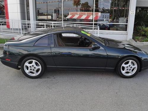 Photo Image Gallery & Touchup Paint: Nissan Z in Black Emerald   (DJ2)  YEARS: 1994-1994