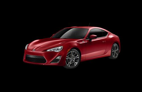 Photo Image Gallery & Touchup Paint: Scion Frs in Firestorm    (C7P)  YEARS: 2013-2015