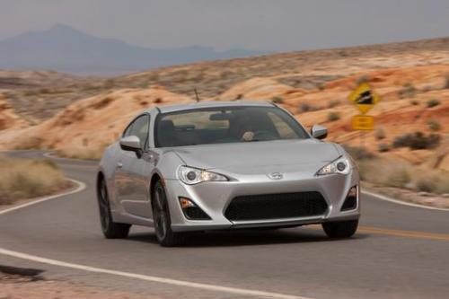 Photo Image Gallery & Touchup Paint: Scion Frs in Argento    (D6S)  YEARS: 2013-2014
