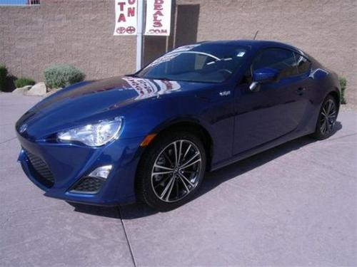 Photo Image Gallery & Touchup Paint: Scion Frs in Ultramarine    (E8H)  YEARS: 2013-2015