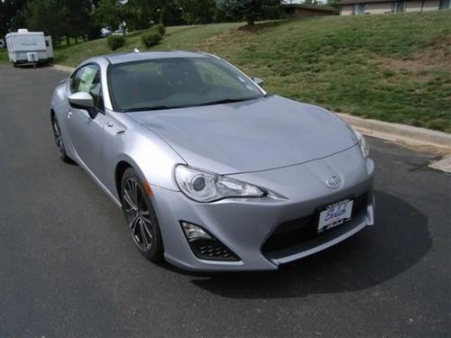 Photo Image Gallery & Touchup Paint: Scion Frs in Steel    (G1U)  YEARS: 2015-2018