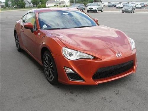 Photo Image Gallery & Touchup Paint: Scion Frs in Hot Lava   (H8R)  YEARS: 2013-2017