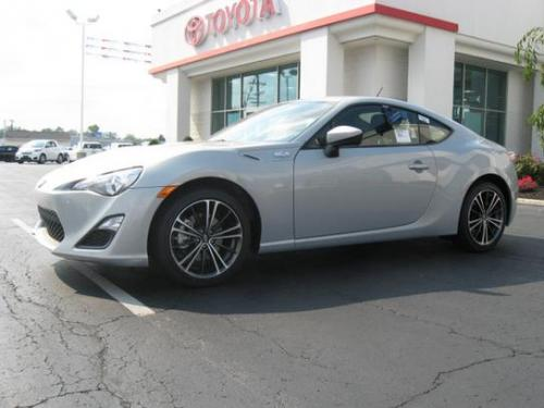 Photo Image Gallery & Touchup Paint: Scion Frs in Silver Ignition   (J8A)  YEARS: 2013-2013