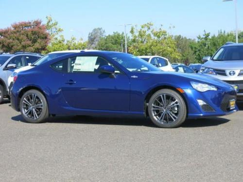 Photo Image Gallery & Touchup Paint: Scion Frs in Oceanic    (K3X)  YEARS: 2016-2018