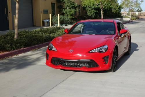 Photo Image Gallery & Touchup Paint: Scion Frs in Ablaze    (M7Y)  YEARS: 2016-2018
