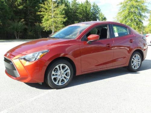 Photo Image Gallery & Touchup Paint: Scion IA in Pulse    (41G)  YEARS: 2016-2017