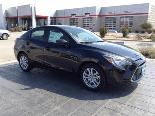 Photo Image Gallery & Touchup Paint: Scion IA in Stealth    (41W)  YEARS: 2016-2017