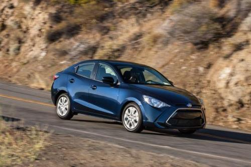 Photo Image Gallery & Touchup Paint: Scion IA in Abyss    (42M)  YEARS: 2016-2017