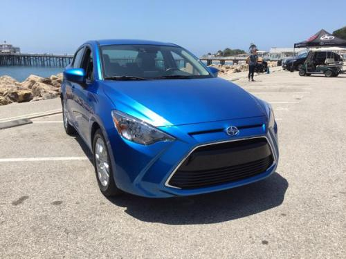 Photo Image Gallery & Touchup Paint: Scion IA in Sapphire    (44J)  YEARS: 2016-2017