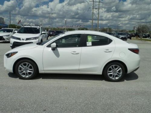 Photo Image Gallery & Touchup Paint: Scion IA in Frost    (A4D)  YEARS: 2016-2017