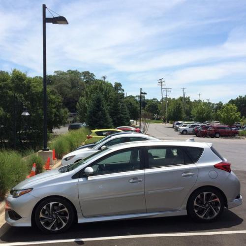 Photo Image Gallery & Touchup Paint: Scion IM in Classic Silver Metallic  (1F7)  YEARS: 2016-2017