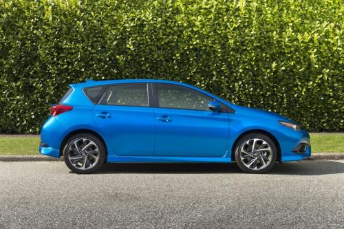 Photo Image Gallery & Touchup Paint: Scion IM in Electric Storm Blue  (8X7)  YEARS: 2016-2017