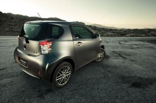 Photo Image Gallery & Touchup Paint: Scion IQ in Magnetic Gray Metallic  (1G3)  YEARS: 2012-2015