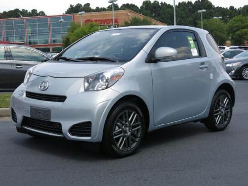 Photo Image Gallery & Touchup Paint: Scion IQ in Silver Ignition   (1J8)  YEARS: 2014-2014