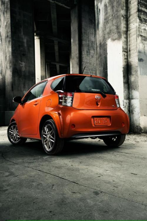 Photo Image Gallery & Touchup Paint: Scion IQ in Hot Lava   (4R8)  YEARS: 2012-2015
