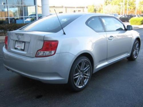 Photo Image Gallery & Touchup Paint: Scion TC in Classic Silver Metallic  (1F7)  YEARS: 2011-2014