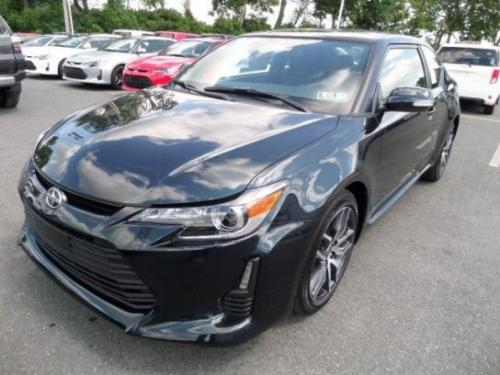 Photo Image Gallery & Touchup Paint: Scion TC in Cosmic Gray Mica  (1H2)  YEARS: 2015-2016