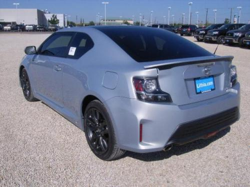 Photo Image Gallery & Touchup Paint: Scion TC in Silver Ignition   (1J8)  YEARS: 2014-2014