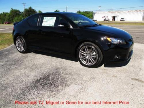 Photo Image Gallery & Touchup Paint: Scion TC in Black    (202)  YEARS: 2011-2016