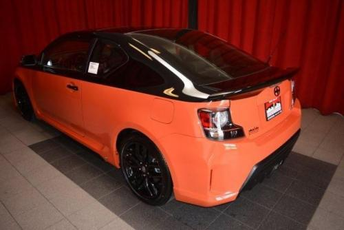 Photo Image Gallery & Touchup Paint: Scion TC in Black On Magma  (2MM)  YEARS: 2015-2015