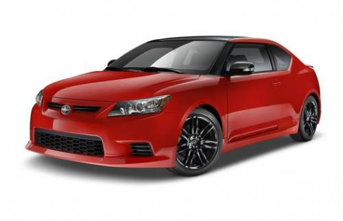 Photo Image Gallery & Touchup Paint: Scion TC in Absolutely Red   (3P0)  YEARS: 2014-2016