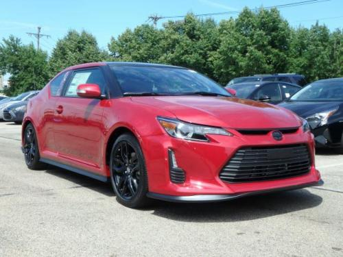 Photo Image Gallery & Touchup Paint: Scion TC in Barcelona Red Metallic  (3R3)  YEARS: 2016-2016